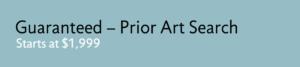 guaranteed-prior-art-search
