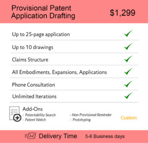 Provisional Patent Application Drafting 3