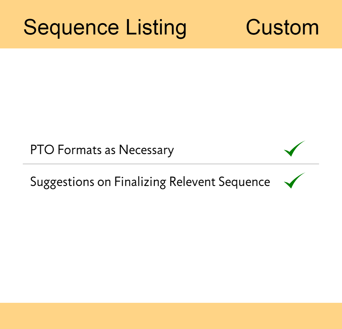 Sequence Listing 1