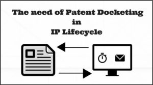 patent docketing need