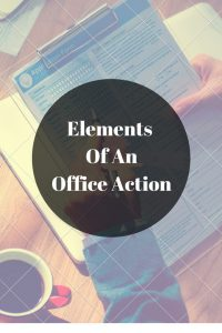 Office Action Elements