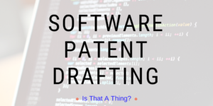 software patent drafting