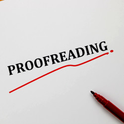 proofreading essentials
