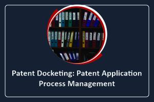Patent Docketing - Patent Application Process Management