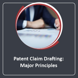 Patent Claim Drafting Major Principles