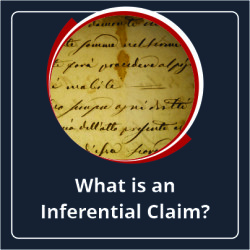 What is an Inferential Claim
