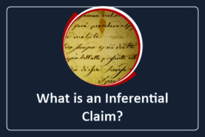 Inferential Claim