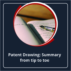 Patent Drawing Summary from tip to toe