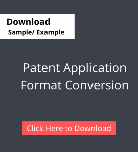 Pdc Samples Or Examples Patent Paralegal Services 5 1